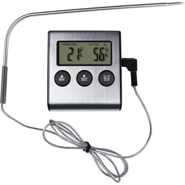 - Steba AC11 - Vlees/braad thermometer - Digitaal