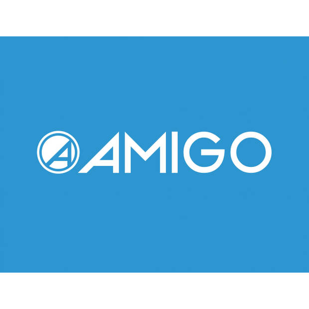 AMIGO Bloom 20 Inch 29 cm Meisjes Terugtraprem Turquoise