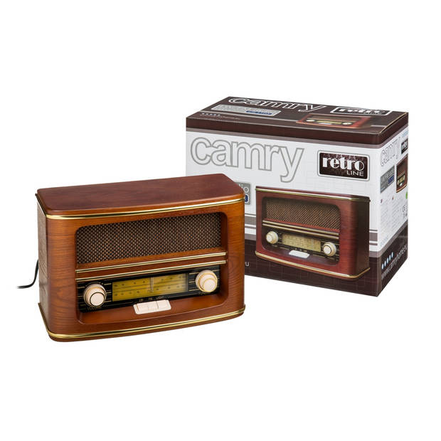 Camry CR 1103 - Retro radio