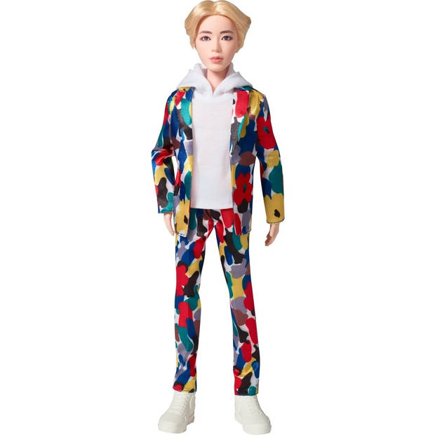 Mattel BTS Core Fashion Doll - K-Pop Jin 28 cm (GKC88)