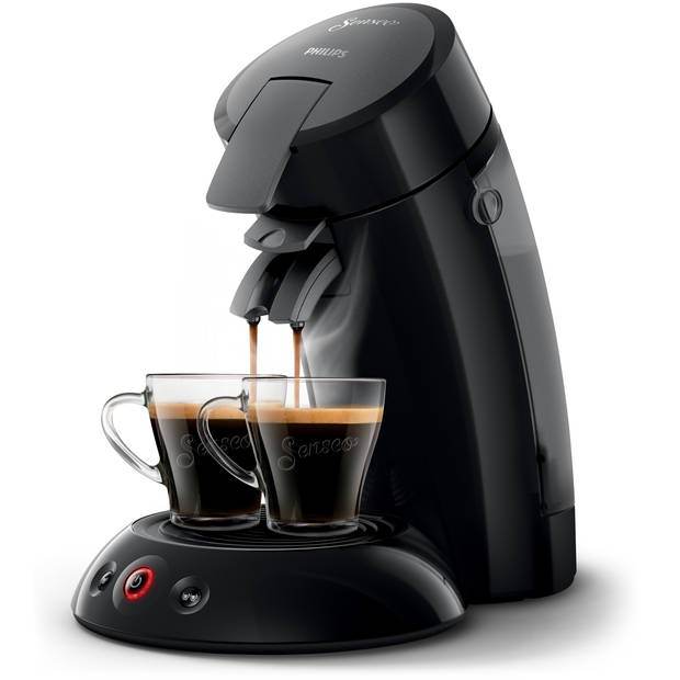 Philips SENSEO® Original koffiepadmachine HD6553/67 bundel - zwart