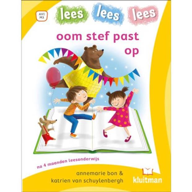 Oom Stef Past Op - Lees Lees Lees