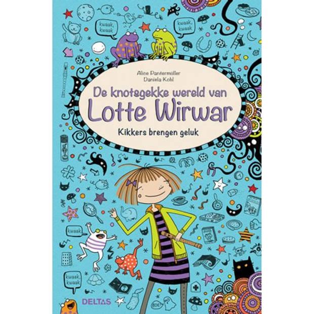 De Knotsgekke Wereld Van Lotte Wirwar - De