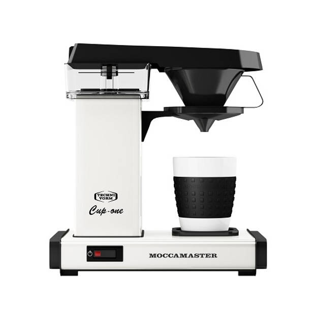 Filterkoffiemachine Cup-One, Off-White - Moccamaster