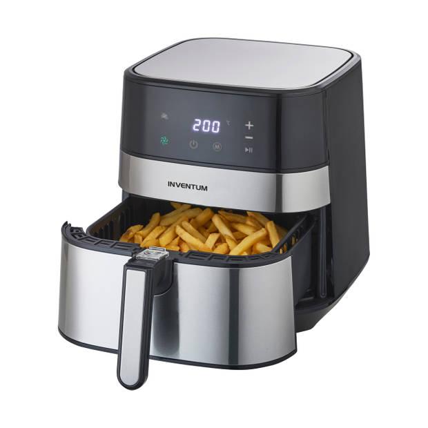 Inventum GF500HLD airfryers en friteuses - Zwart