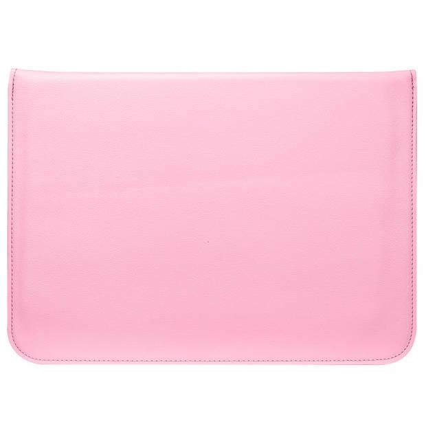 Classic Laptop Sleeve 15 inch - Roze