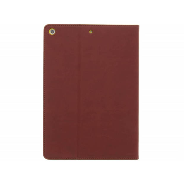 Gecko Covers Easy-Click Bookcase iPad (2017) / (2018) tablethoes - Bruin