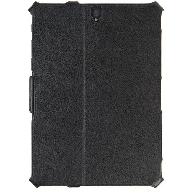 Gecko Covers Slimfit Bookcase Samsung Galaxy Tab S3 9.7 tablethoes - Zwart