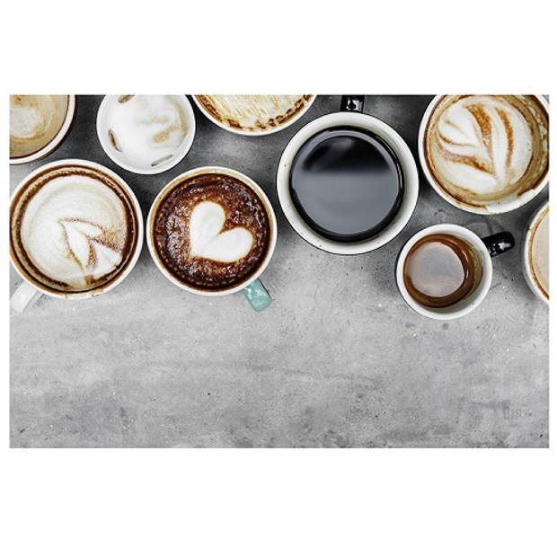 Placemat, Koffie Kopjes - Kela Picture