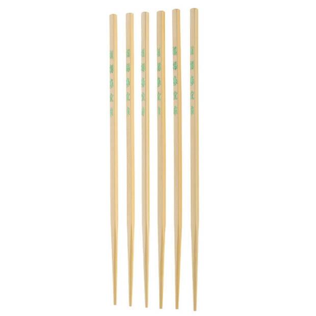 Eetstokjes Bamboe, Set van 10 - Kela Aisa