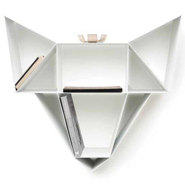 BEdesign - Wolf Shelf Metal White