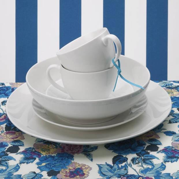 Maxwell & Williams - V White Basics Entree Plate 23 cm