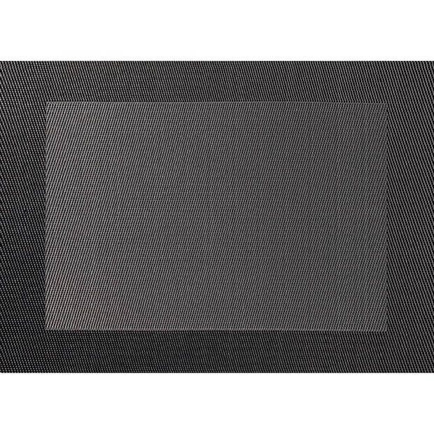 ASA - T Table top placemat 33 x 46cm anthracite