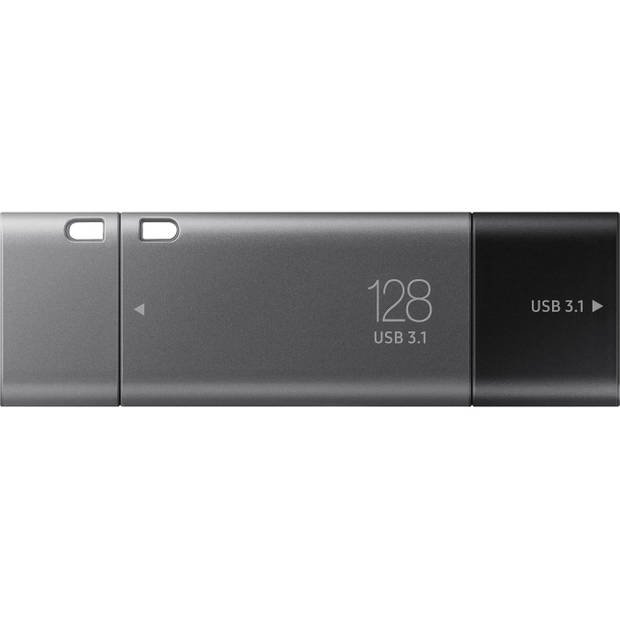 Duo Plus USB-C 3.1 USB-stick 128 GB