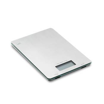 Korting Digitale Keukenweegschaal, Rvs Tot 5kg Kela Pia