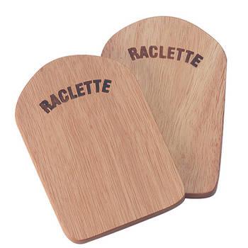 Korting Racletteplankjes, Set Van 4 Kela Baar