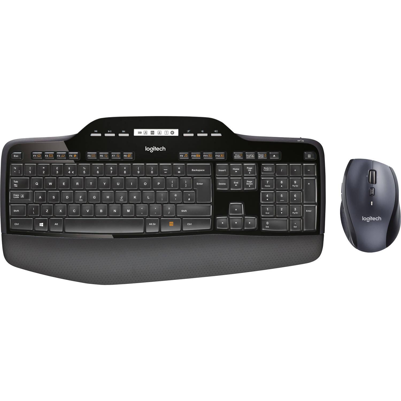 Logitech Wireless Desktop MK710 Combo