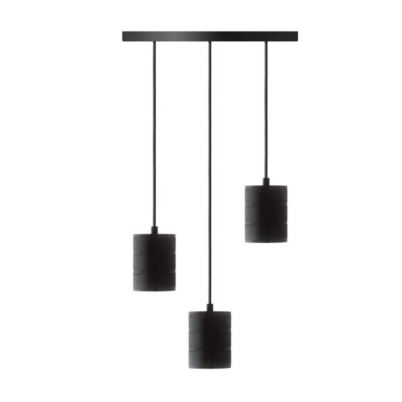 Outlight Retro hanglamp Pendel 3 x E40 2M Ec. 965250