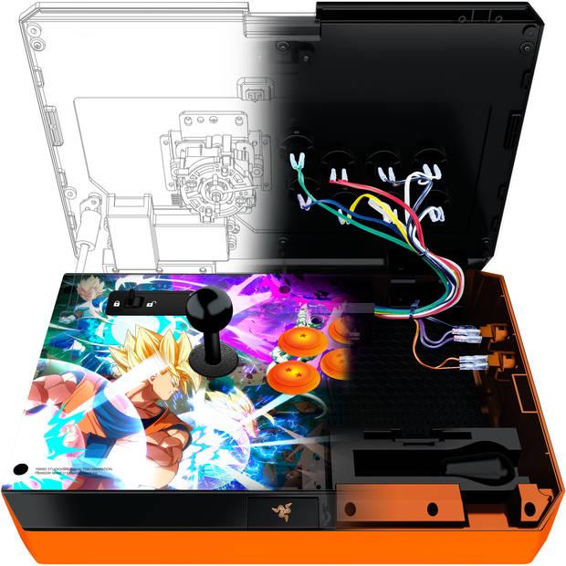 Atrox Arcade Stick - Dragon Ball FighterZ edition