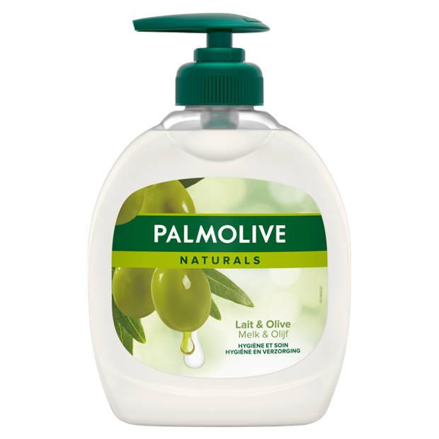 Palmolive Naturals Melk & Olijf Vloeibare Handzeep