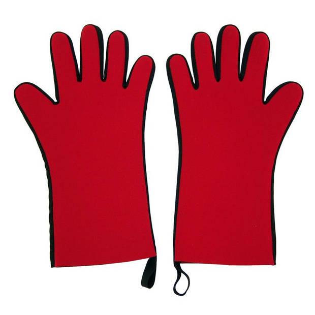 Il Cucinino - Ovenwant met vingers rood 2st.