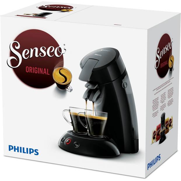 Philips SENSEO® Original koffiepadmachine HD6553/67 - zwart