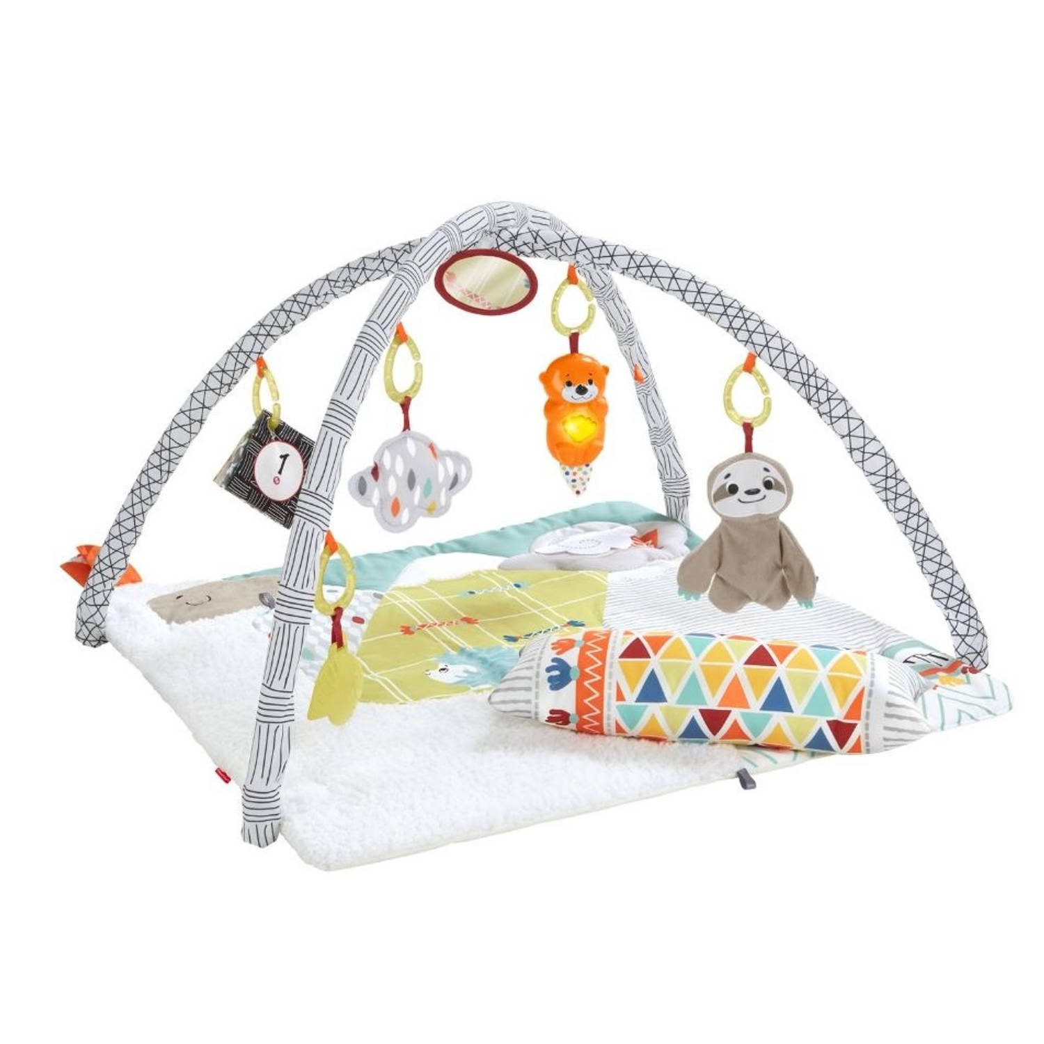 Fisher-Price Deluxe Gym - Babygym