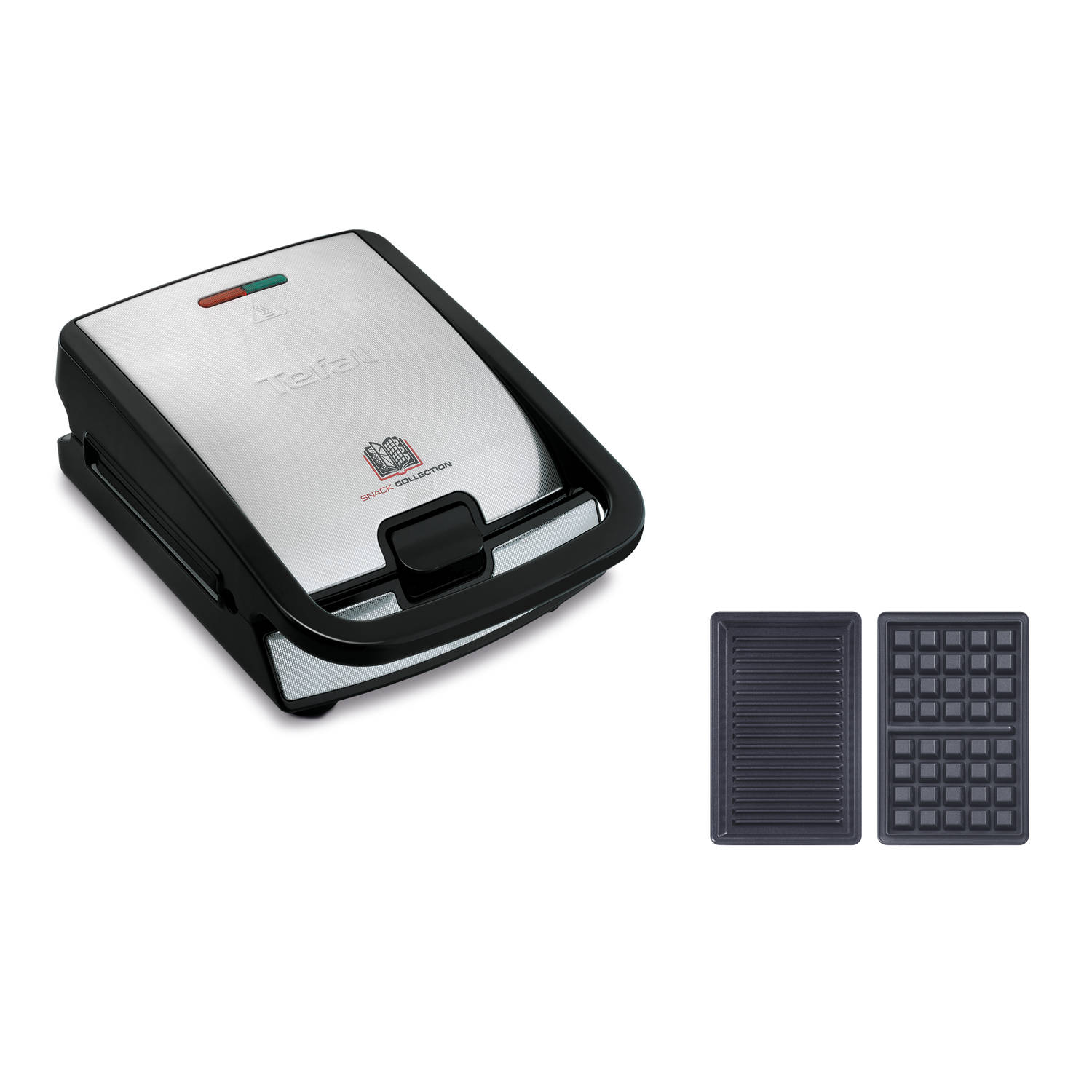 Korting Tefal Snack Collection MultiSnack contactgrill SW857D