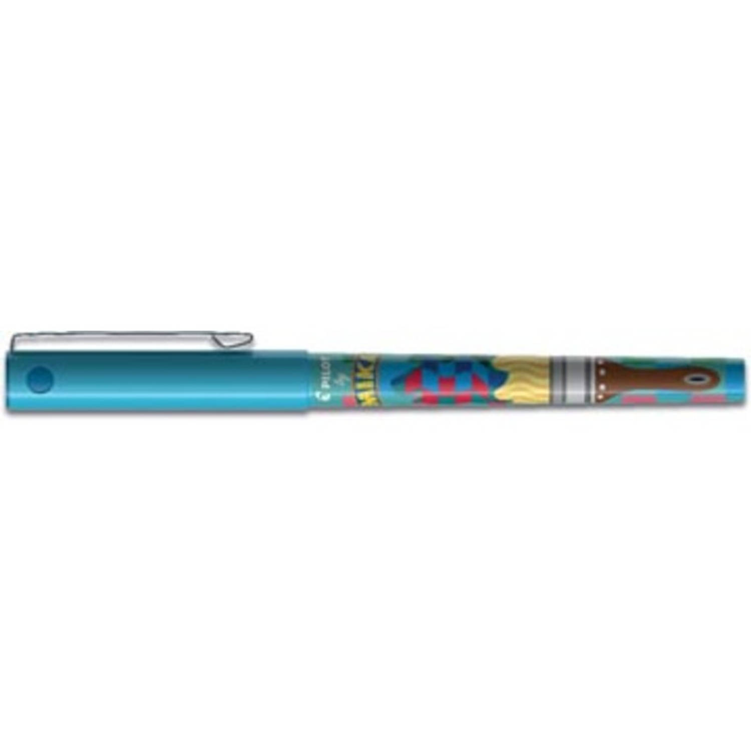 Korting Pilot Roller Hi tecpoint Mika Limited Edition Turkoois