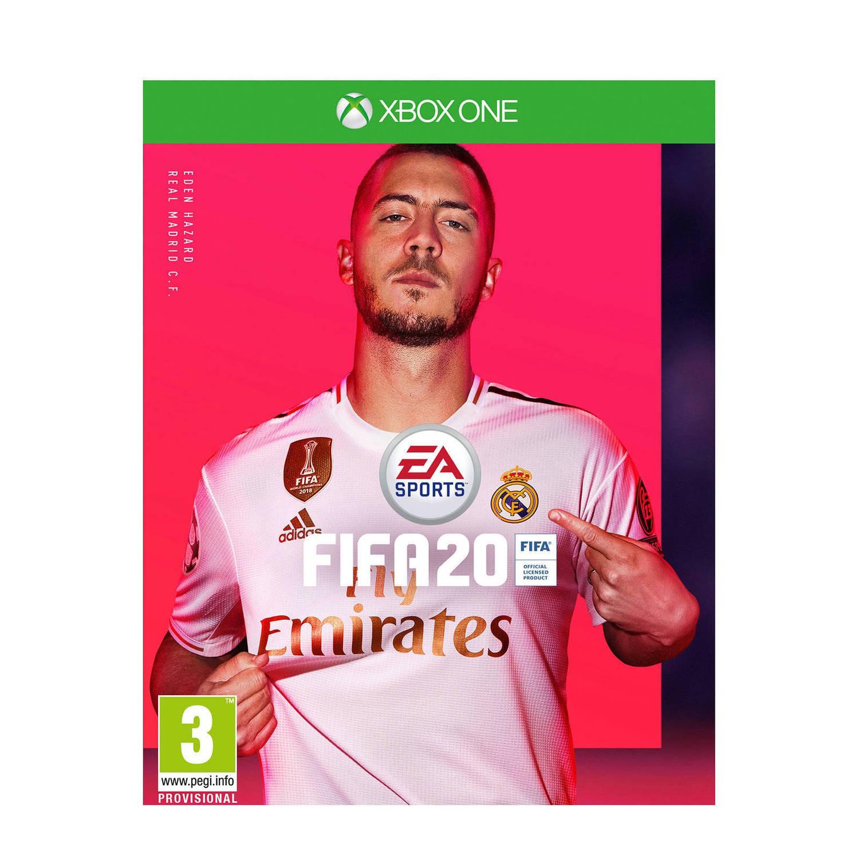 FIFA 20, (X-Box One). XBOXONE