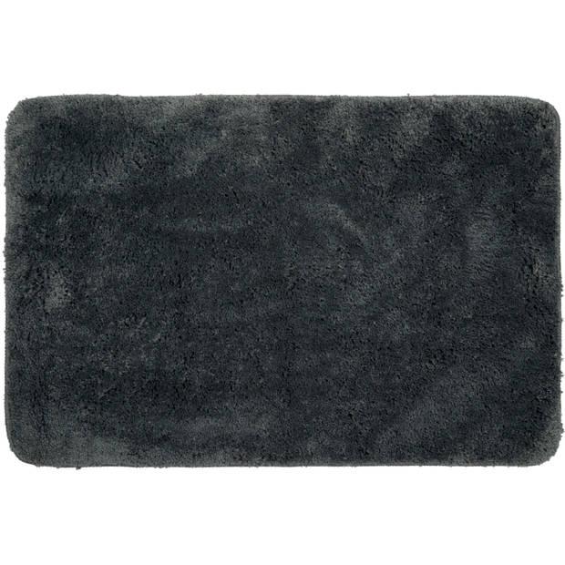Blokker Badmat - Grijs - 60 x 90 cm
