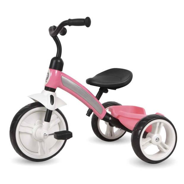 QPlay Driewieler Kind driewieler Elite Junior Roze