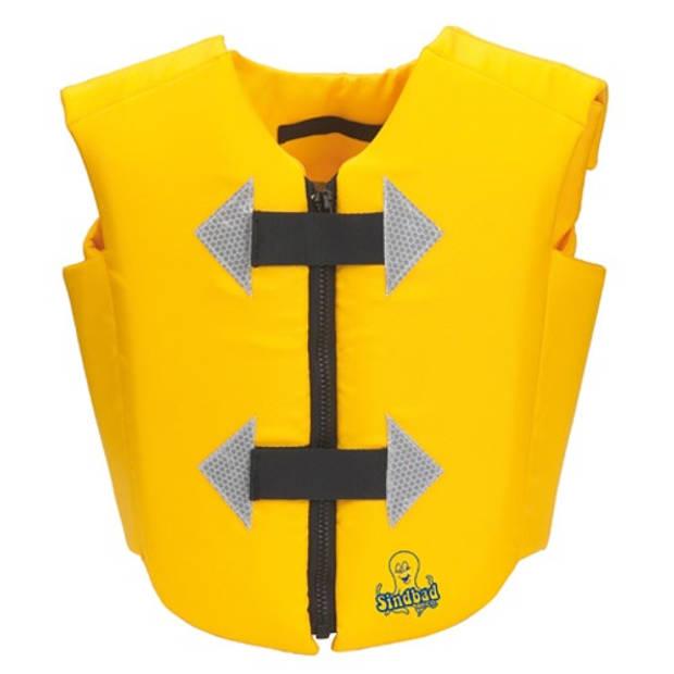 Beco zwemvest Sindbad 60+ kg geel
