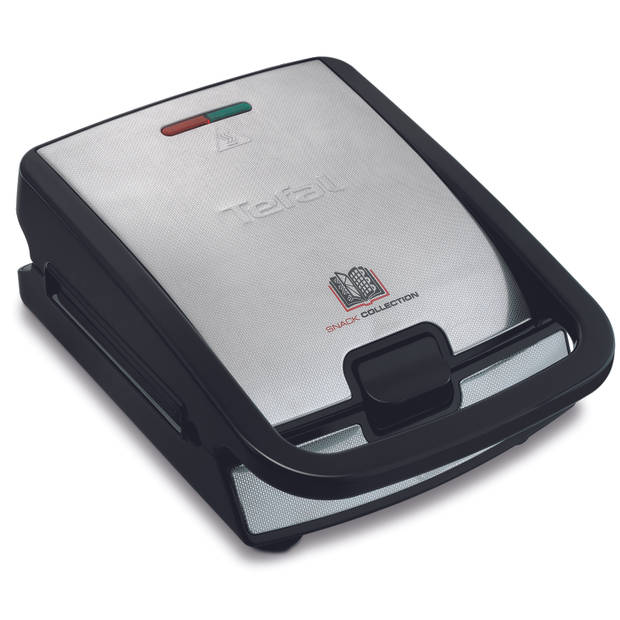 Tefal Snack Collection MultiSnack contactgrill SW857D