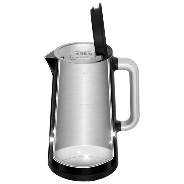 Tefal waterkoker Safe To Touch KO8508 - zwart
