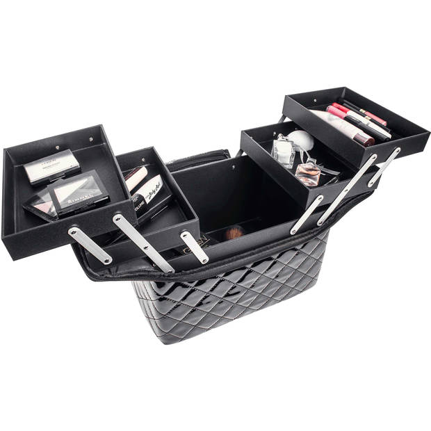 Padded Professional Cosmetic en Make-up Koffer