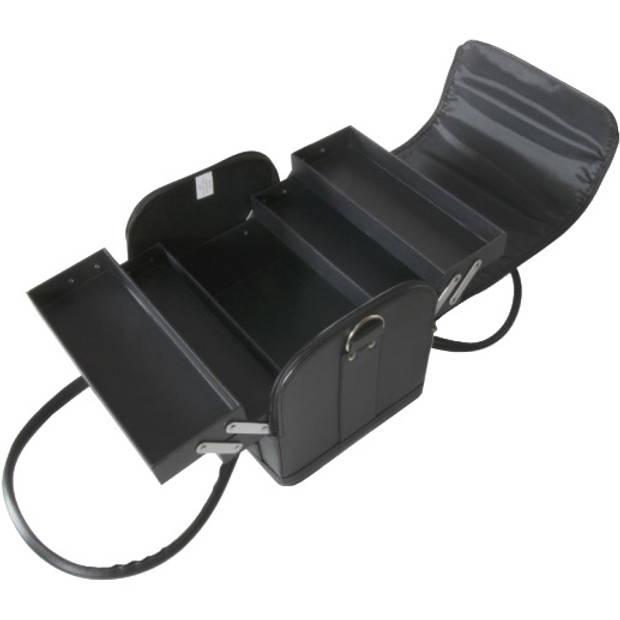 CSCO-BK Make up koffer zwart