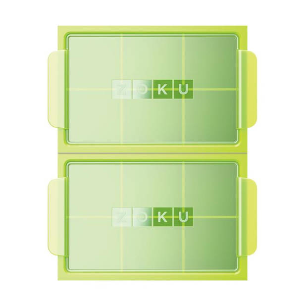 Zoku - Jumbo ijs trays set/2