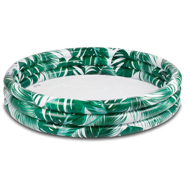 Zwembad 3 rings palmprint