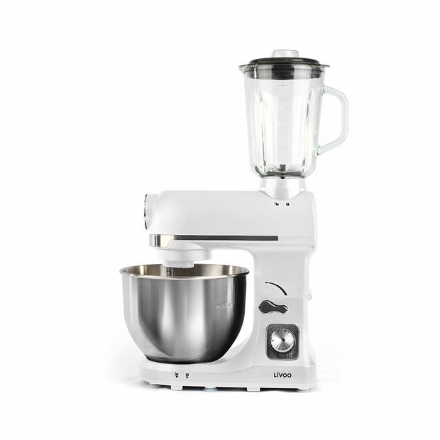 Livoo Keukenmachine - DOP189W wit