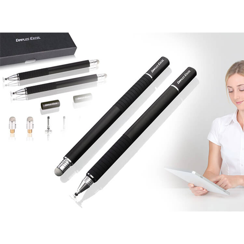 Precisiepen voor je tablet, mobiel, Ipad en e-reader Extreem nauwkeurige stylus