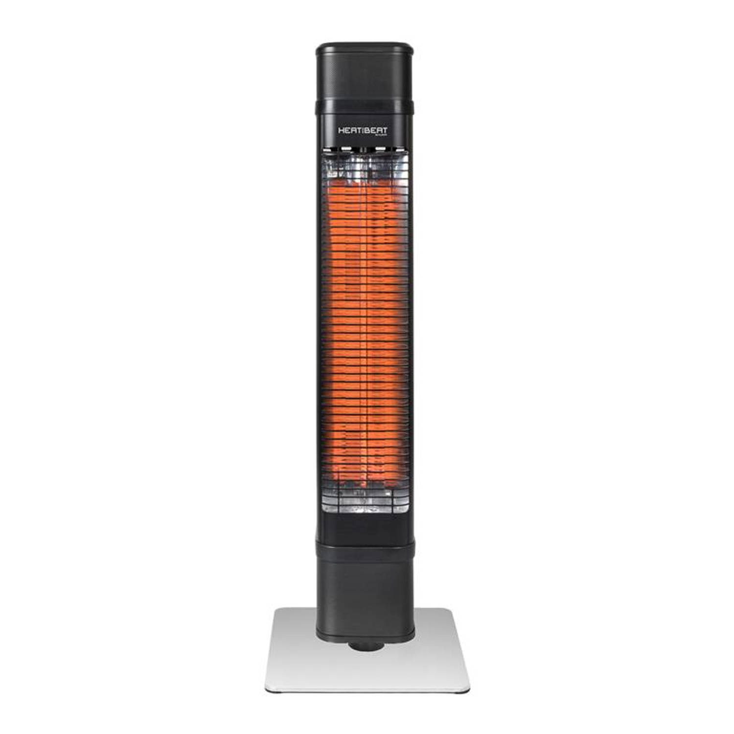 Eurom - Eurom Heat And Beat Tower Black