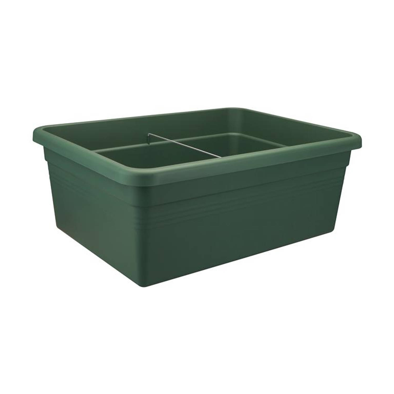 Elho - Green Basics Moestuin Op Wielen Blad Groen
