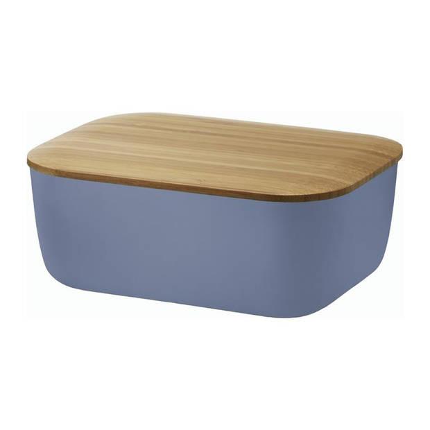Stelton - BOX-IT butter box - dark blue