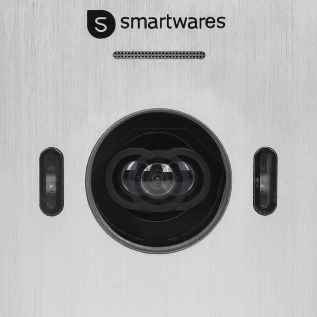 DIC-22222 Video intercom systeem voor 2 appartementen
