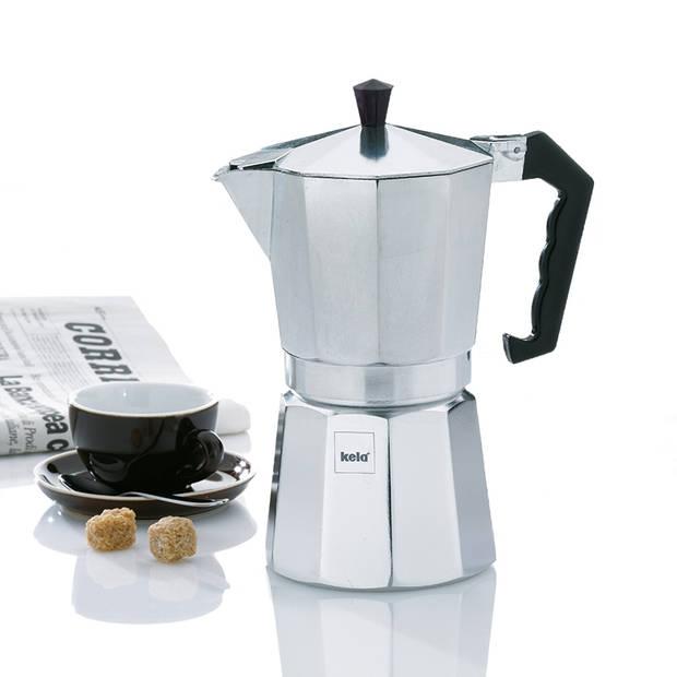 Espressomaker 9-kops - Kela Italia