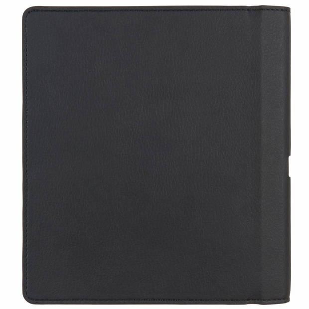 Gecko Covers Deluxe Bookcase hoes voor de Kobo Forma - Zwart