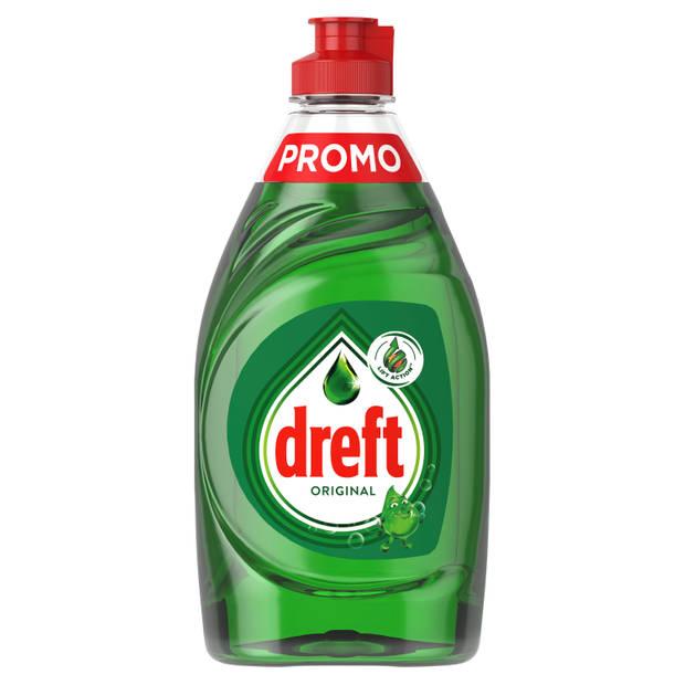 Dreft Original Vloeibaar Afwasmiddel Met LiftAction - 340 ml
