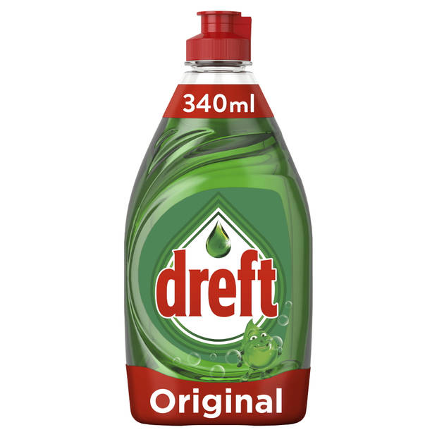 Dreft Original Vloeibaar Afwasmiddel Met LiftAction - 340 ml