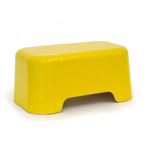 Ekobo Baño Kinderopstapje Bamboevezel 32x19x15 cm - Lemon
